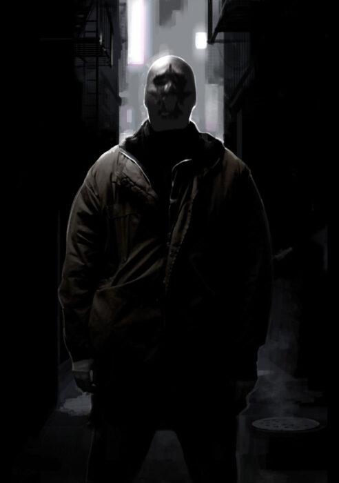 Rorschach; Zack Snyder